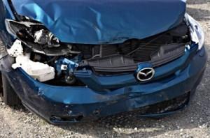 交通事故による肉体的ダメージ